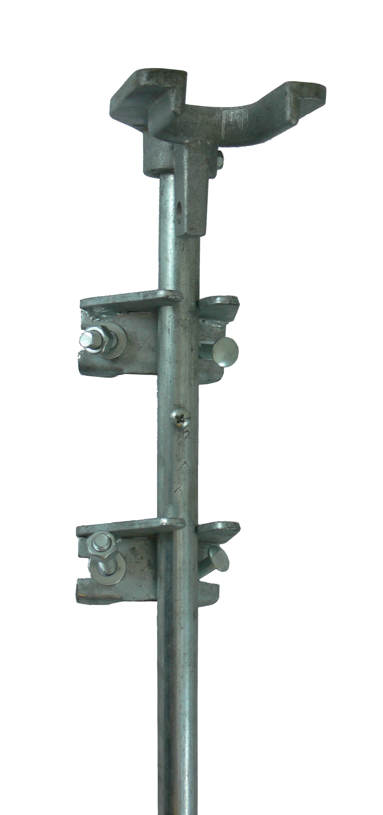 Chain Link Fence Gate Latch CHAIN LINK DROP ROD/PIN LATCH